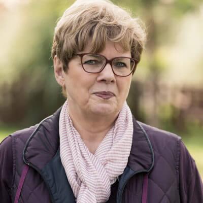 Vorsitzende und Geschäftsführerin des Tierschutzvereins Düsseldorf
