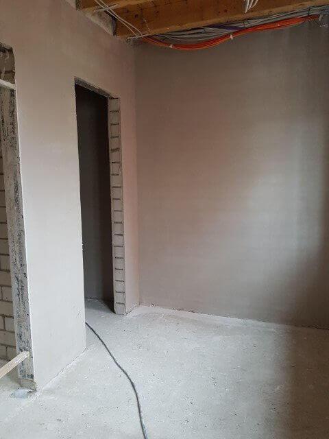 Eingang/Toilettenbereich